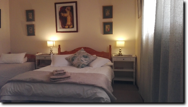 Self-catering in Prince Albert South Africa